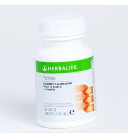 Herbalife Thermojetics žuti