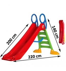 Tobogan 2 m crveni