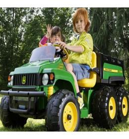 Traktor na akumulator John Deere Gator HPX 6X4