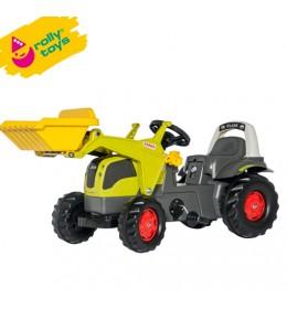Traktor na pedale sa utovarivačem Rolly Kid CLAAS Elios