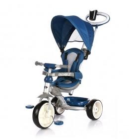 Tricikl Chipolino Denver 4u1 plavi