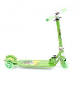 Trotinet Glory Bike zeleni