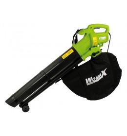 Usisivač/duvač lišća Womax W-LS 2600