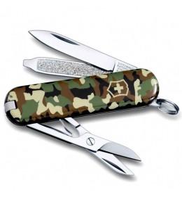 Victorinox nož Classic 58mm CAMOUFLAGE