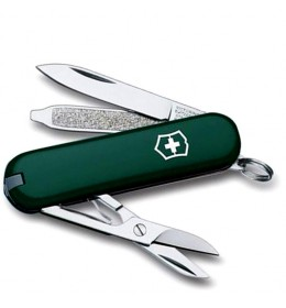 Victorinox nož Classic 58mm GREEN