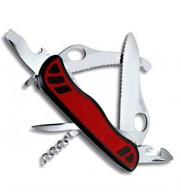 Victorinox nož Dual Pro 111mm RED
