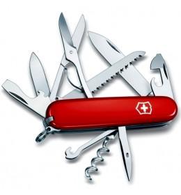 Victorinox nož Huntsman 91mm RED
