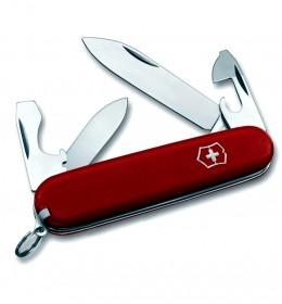 Victorinox nož Recruit 84mm RED