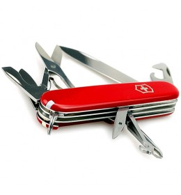 Victorinox nož Super Tinker 91mm RED