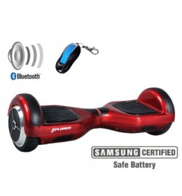 Xplorer Hoverboard City red 6