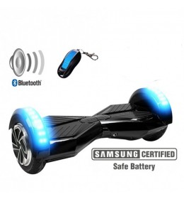Xplorer Hoverboard Sport black 8""