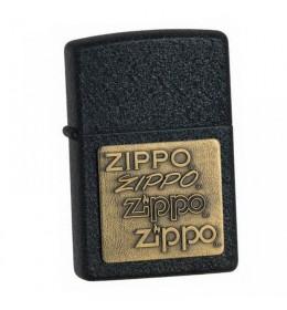 Zippo upaljač Black Crackle