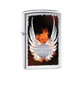 Zippo upaljač Harley Davidson Wings