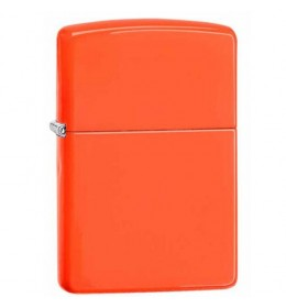 Zippo upaljač Reg.Neon Orange