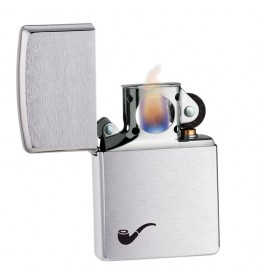 Zippo upaljač za lule Brush finish pipe lighter